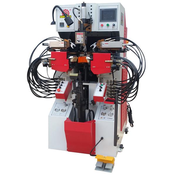 油压中后帮机 油压电脑控制自动中后帮机 制鞋机械