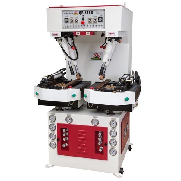 墙式压底机 强力墙式压底机(PLC+浮底) 压底机操作视频